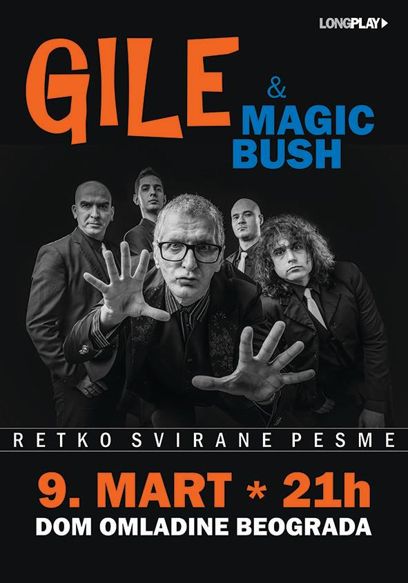 Gile & Magic Bush u DOB-u!