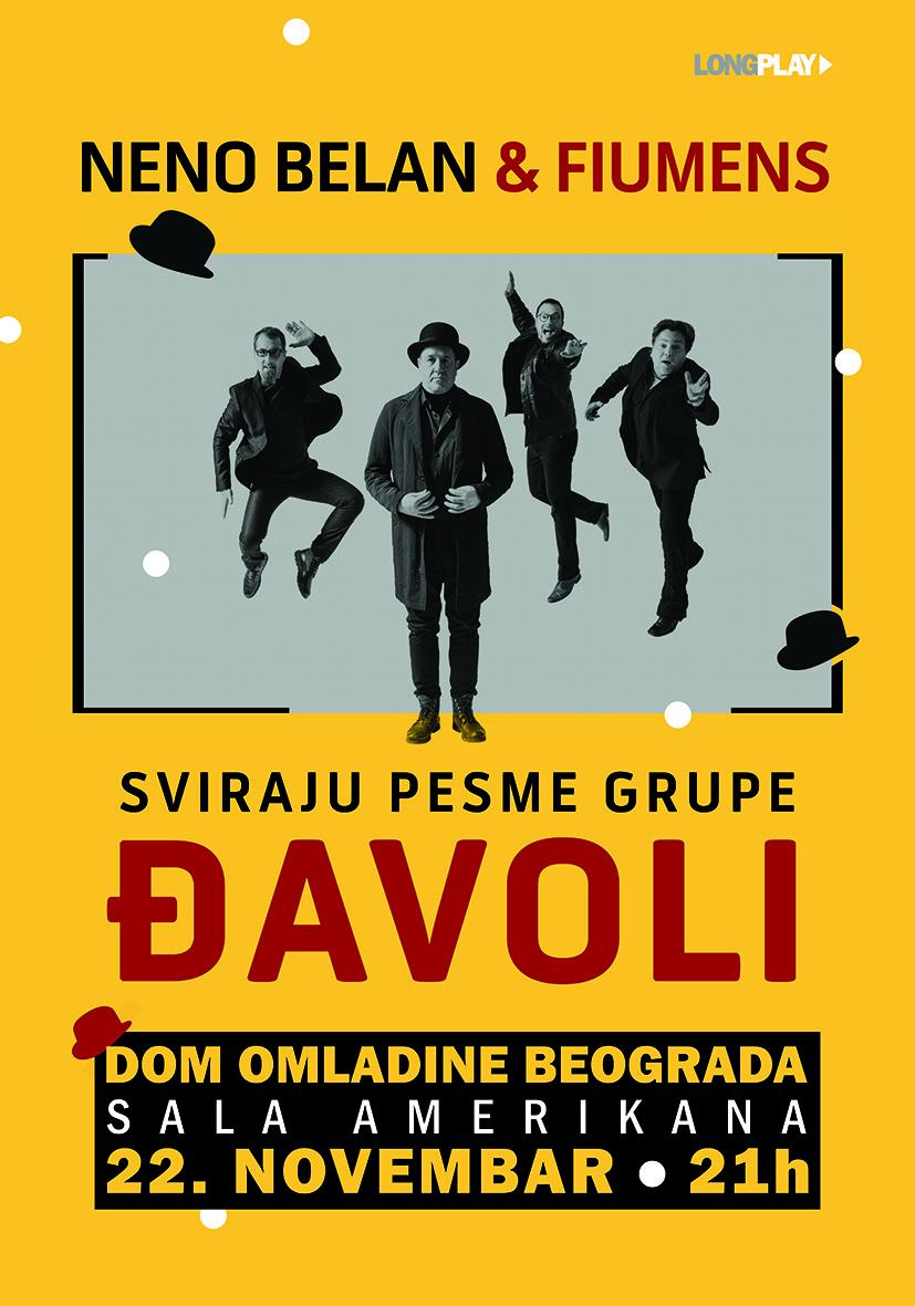Neno Belan vraća Đavole u Beograd