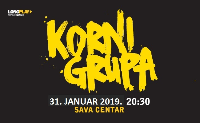 Korni grupa ipak 31. januara u Sava centru