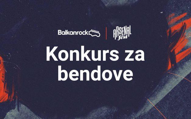 Balkanrock ti rešava svirku na Arsenalu 09