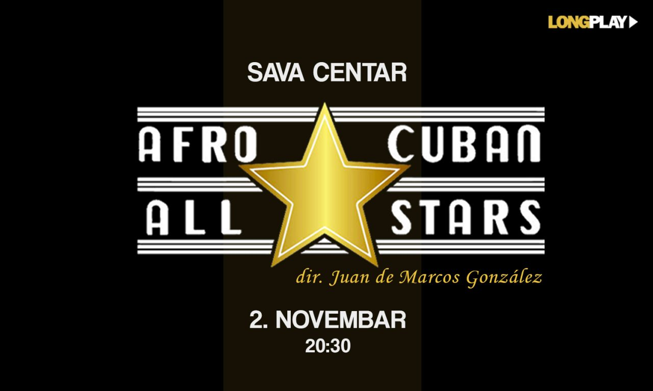 Afro Cuban All Stars u Beogradu!