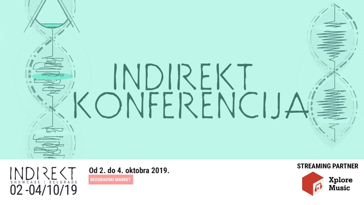 Na Indirekt konferenciji od 2. do 4. oktobra 59 panelista iz cele Evrope!