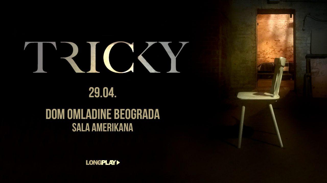 Tricky objavio novi EP pred Beograd