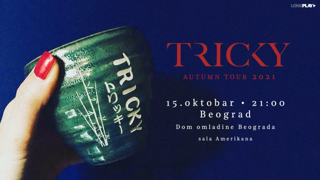 Tricky 15. oktobra u Beogradu