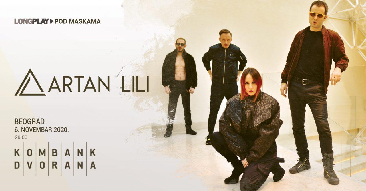 The Best of Artan Lili prvi put u Kombank dvorani!