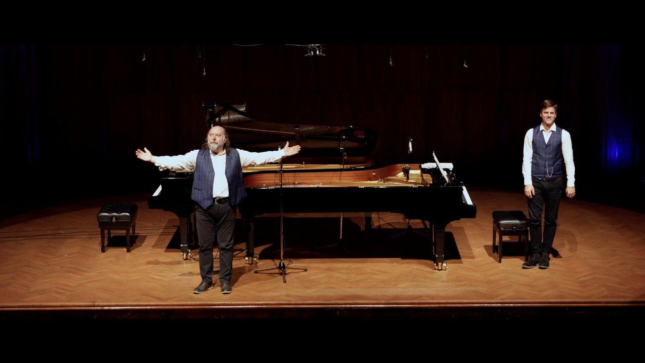 4 Maljčika objavila klavirsku verziju Dok dobuje kiša