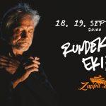Rundek i Ekipa na bis na Zappa barci u Beogradu